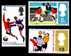 1 June 1966 Football World Cup. Sixteen countries took part in this final stage of the competition for the Jules Rimet Cup during July 1966.